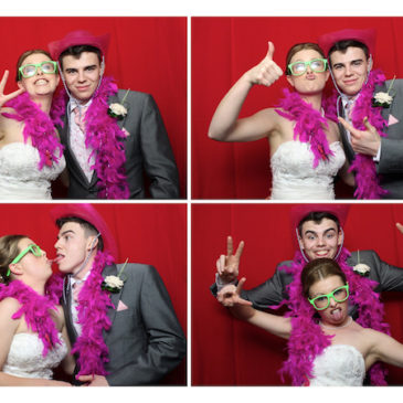 Quy Mill Hotel, Matt & Sarah's Wedding Photo Booth