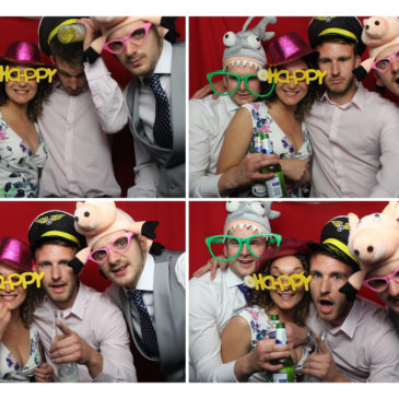 Longstowe Hall Photo booth