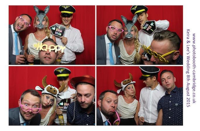 Photo Booth Longstowe Hall 10