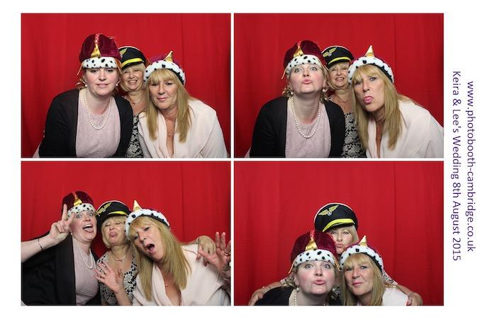 Photo Booth Longstowe Hall 16