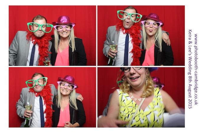Photo Booth Longstowe Hall 19
