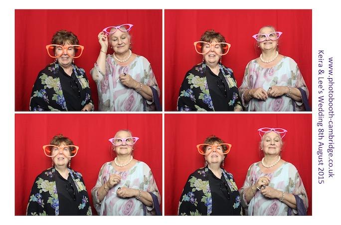 Photo Booth Longstowe Hall 23