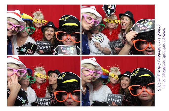 Photo Booth Longstowe Hall 27