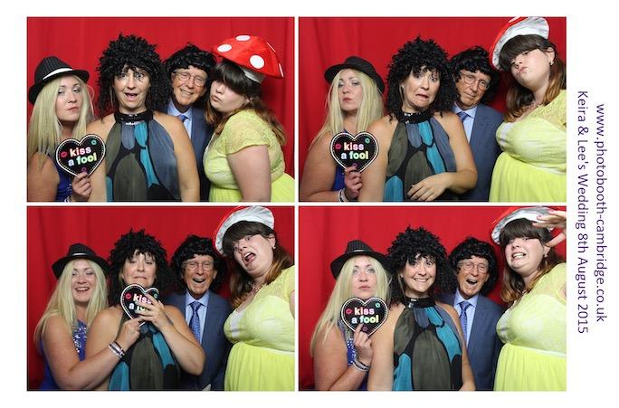 Photo Booth Longstowe Hall 30