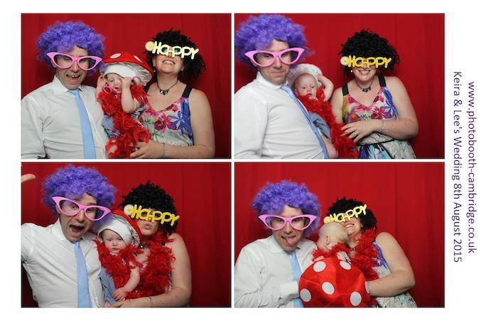 Photo Booth Longstowe Hall 31