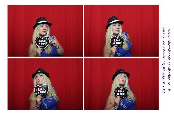 Photo Booth Longstowe Hall 32