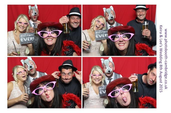 Photo Booth Longstowe Hall 48