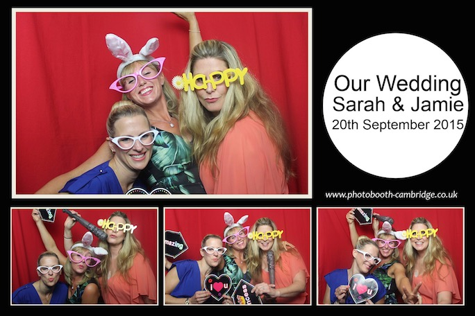 Photo booth East Anglia