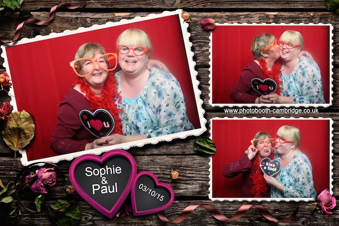 Photo Booth Cambridge 12