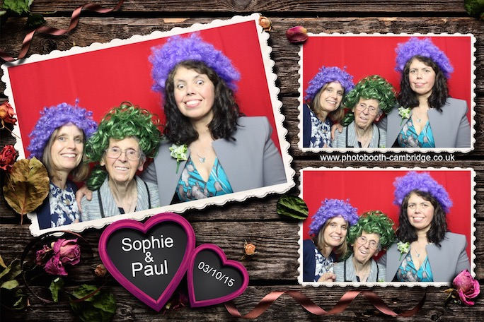Photo Booth Cambridge 70