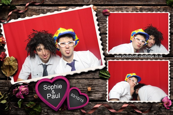 Photo Booth Cambridge 92