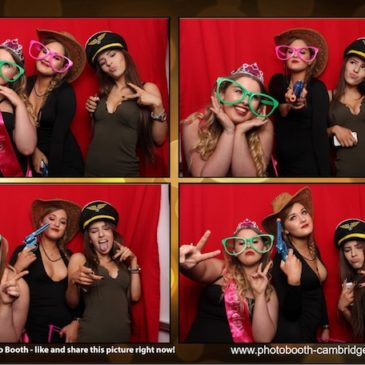 18th Party Photo Booth