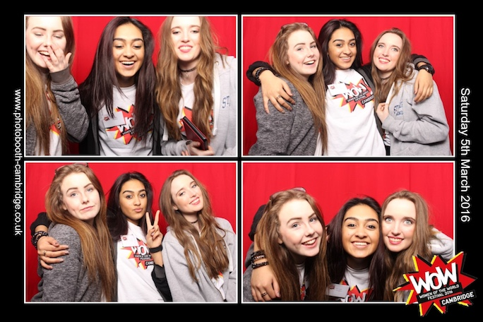 Women Of The World Photo Booth Photo Booth Cambridge Co Uk