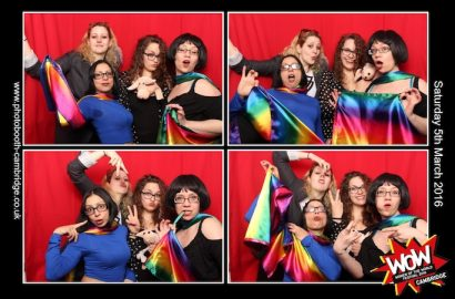 Women of The World Photo Booth