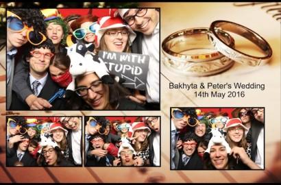 Rectory Farm Wedding Photo Booth