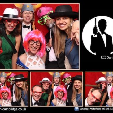 Office Summer Ball Photo Booth