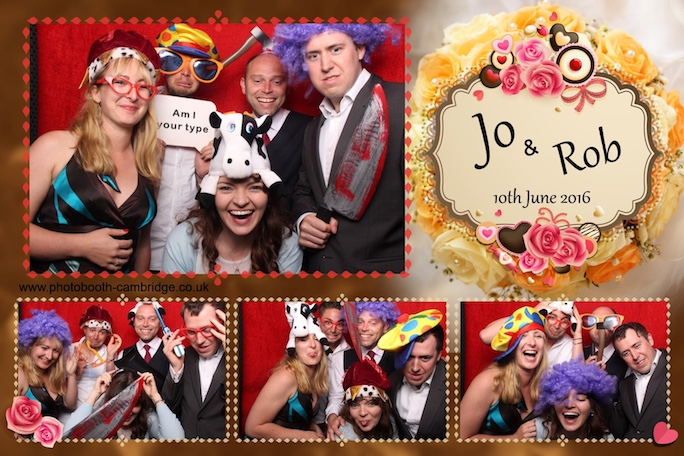 Photo booth Hire Cambridge 1