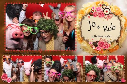 Rob & Jo's Wedding Photo Booth