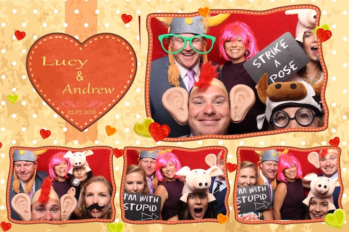 Photo booth Hire Longstowe