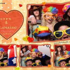 Photo Booth Bassmead Manor Barn