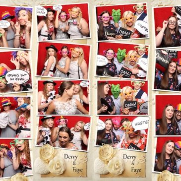 Sheene Mill Wedding Photo Booth