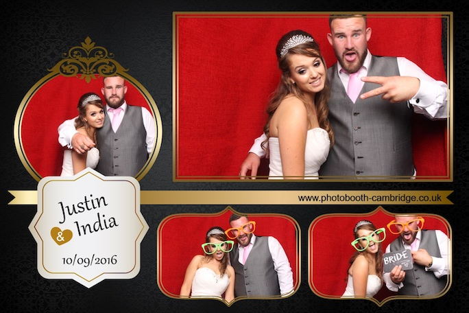 Congratulation India And Justin I Hope The Photo Booth Helped Make Your Evening Really Special Here Are A Few Of Photos