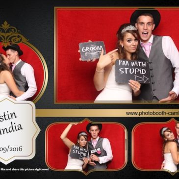 Best Western Quy Mill Hotel Wedding Photo Booth