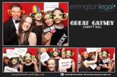 Cambridge Young Professionals Group Ball