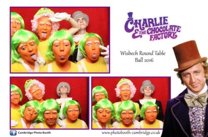 Wisbech Round Table Photo Booth