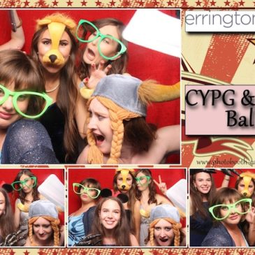 Summer Ball Photo Booth
