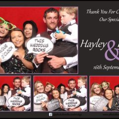 Woodland Manor Photo Booth
