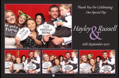 Woodland Manor Hotel Wedding Photo Booth