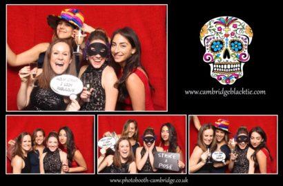 Cambridge Black Tie Party