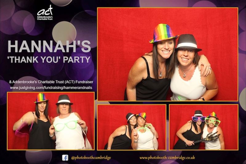 Photo booth Party 16