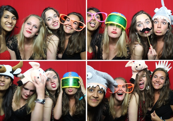 Cambridge Photo Booth