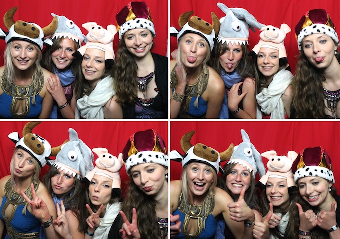 Clare May Ball Photo booth