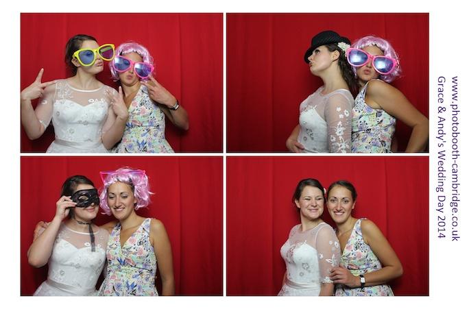Sheene Mill Wedding Photo Booth