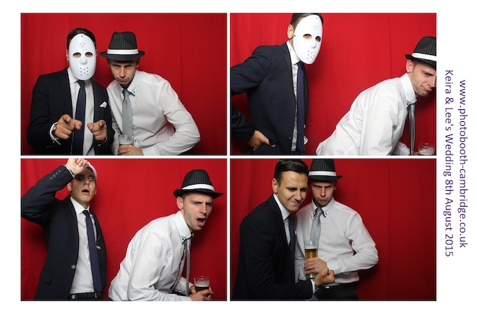 Photo Booth Longstowe Hall 1