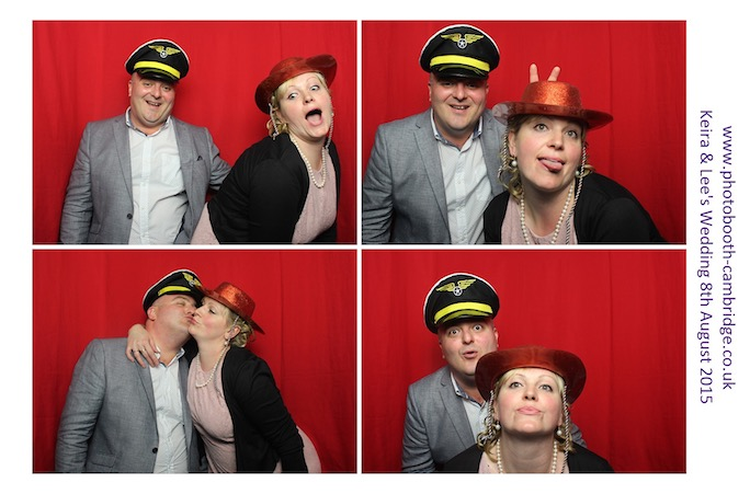 Photo Booth Longstowe Hall 11