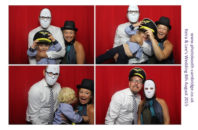 Photo Booth Longstowe Hall 15