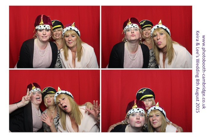 Photo Booth Longstowe Hall 16