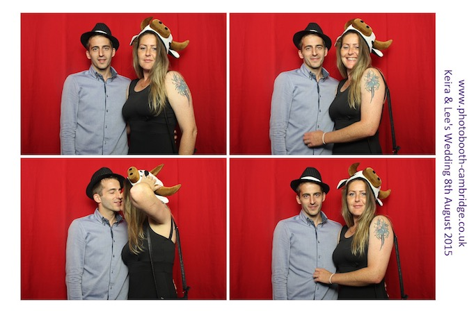 Photo Booth Longstowe Hall 18