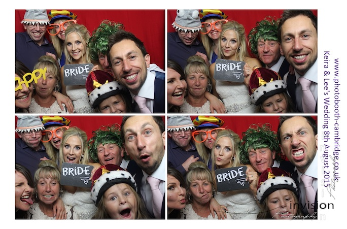 Photo Booth Longstowe Hall