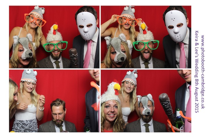 Photo Booth Longstowe Hall 21