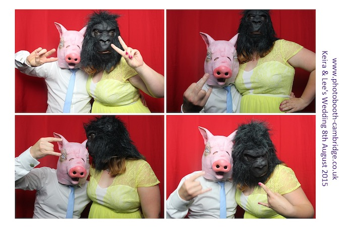 Photo Booth Longstowe Hall 22