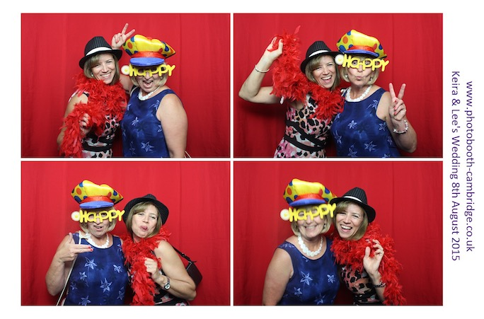 Photo Booth Longstowe Hall 25