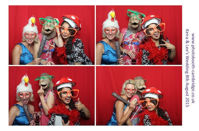 Photo Booth Longstowe Hall 29