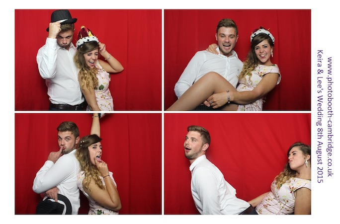 Photo Booth Longstowe Hall 3