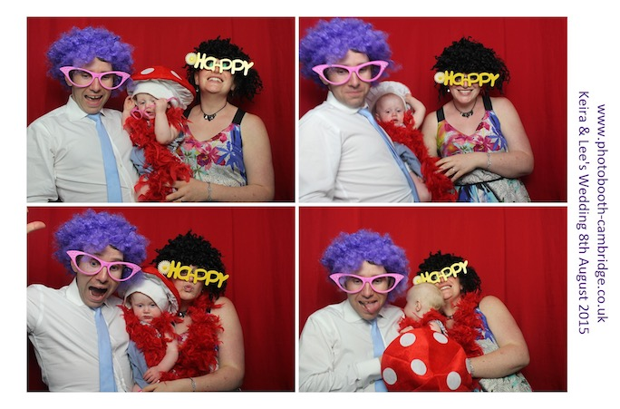 Photo Booth Longstowe Hall 31