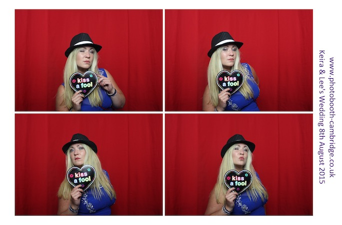 Photo Booth Longstowe Hall 32